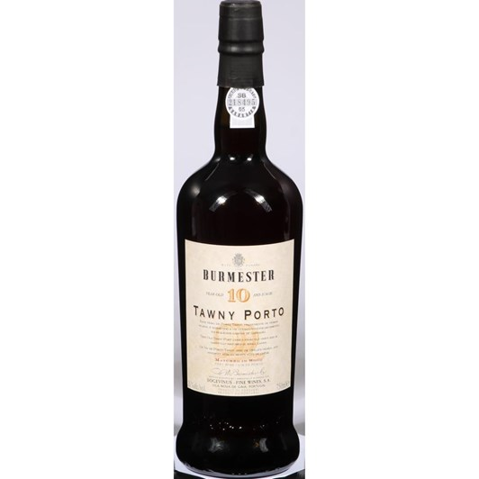 Burmester 10 Year Old Tawny 750ml