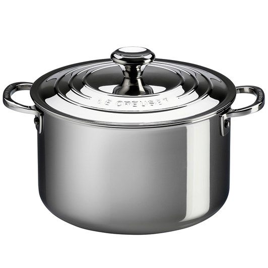 Le Creuset Stockpot 28 3Ply Stainless Steel