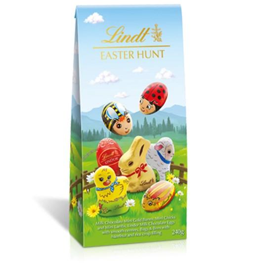 Lindt Easter Hunt Pouch Bag 240g