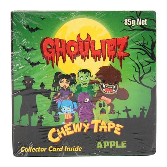 Jo Jo Ghouliez Chewy Tape Apple 85g