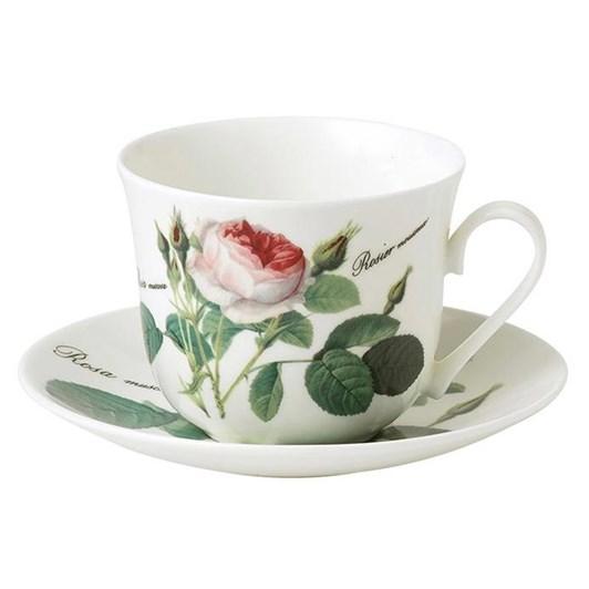 Roy Kirkham Redoute Palace Garden Coffee Cup & Saucer