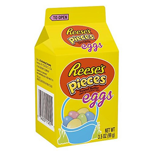 Reese's Pieces Pastel Eggs Carton 99g