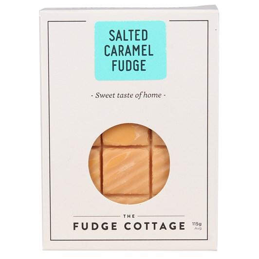 Fudge Cottage Salted Caramel Fudge 100g