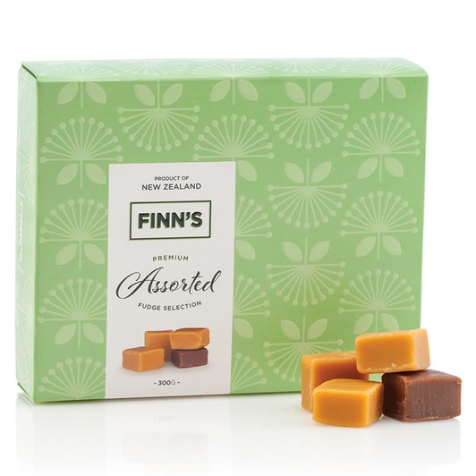 Finns Fudge Premium Assorted Gift Box 300g
