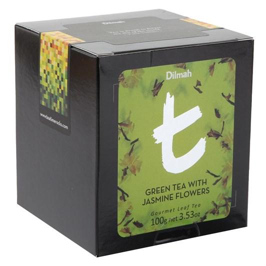 Dilmah Green Tea with Jasmine Flowers 100g