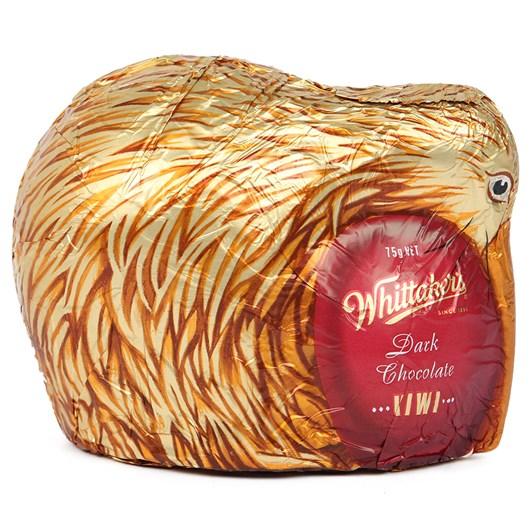 Whittaker's 50% Dark Chocolate Easter Kiwi 75g