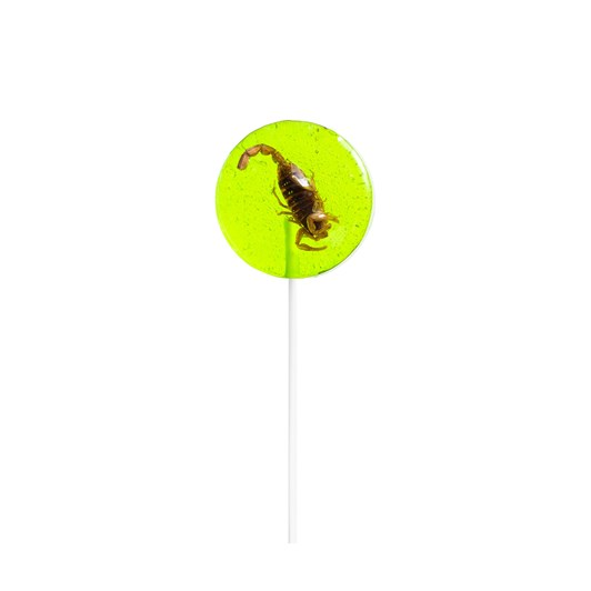 eat Crawlers Scorpion Lollypops - Assorted Flavours