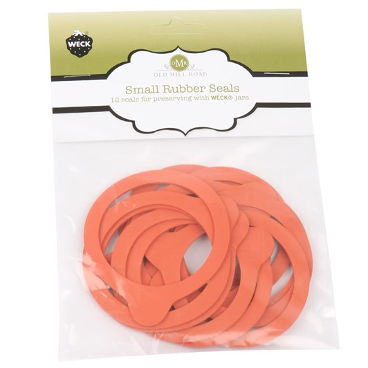 Weck Rubber Rings Set of 12
