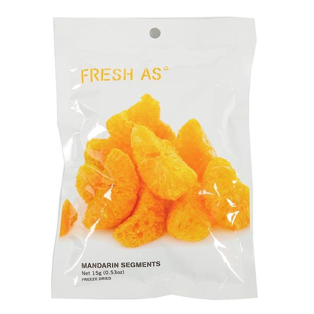 Fresh As Mandarin Segments 15g -