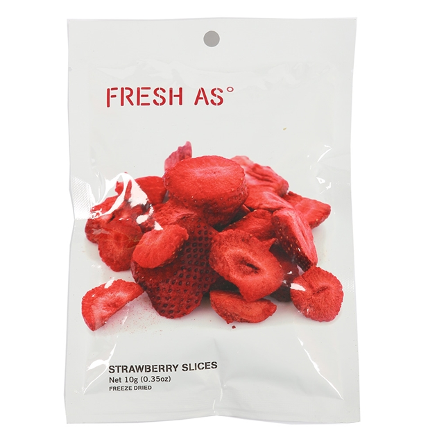 Fresh As Strawberry Slice 10g -