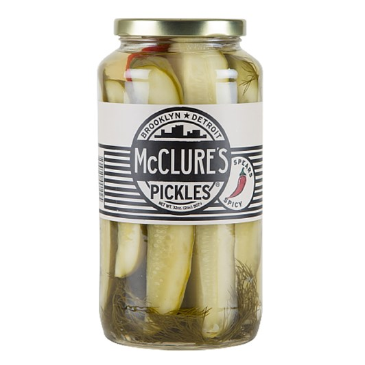 McClure's Spicy Pickle Spears
