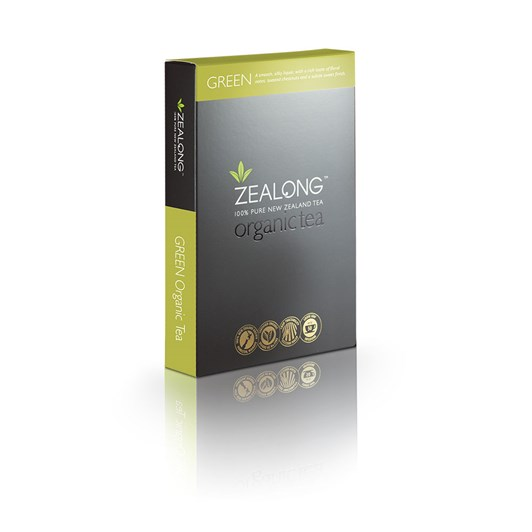 Zealong Organic Green Tea 50g