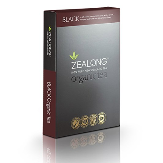 Zealong Organic Black 50g