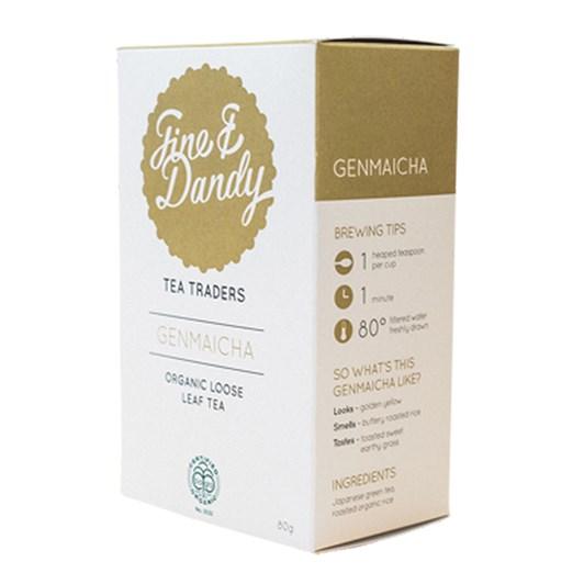 Fine & Dandy Organic Genmaicha 80g