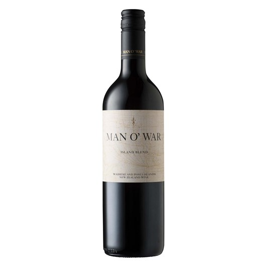 Man O' War Estate Cabernet Franc, Merlot 750ml
