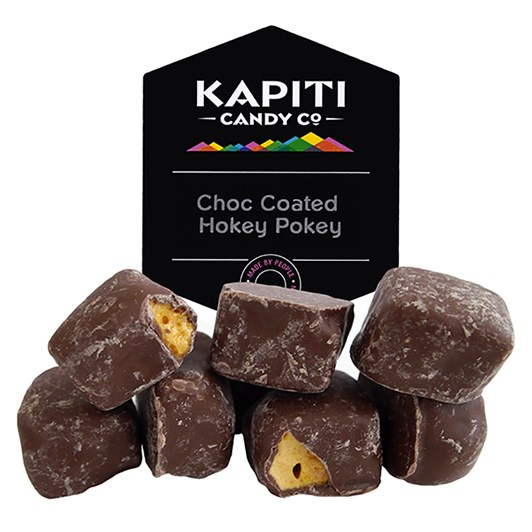 Kapiti and Co Chocolate Coated Hokey Pokey 150g