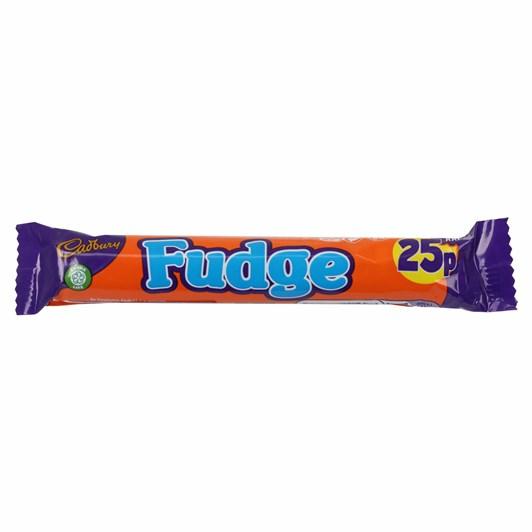 Cadburys Fudge 25.5g