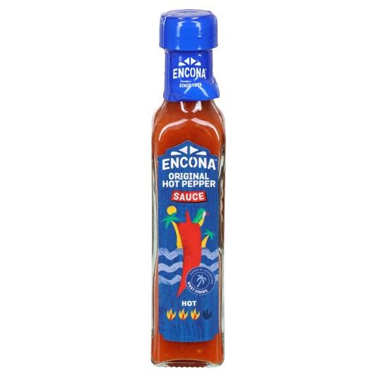 Encona Hot Pepper Sauce 142ml