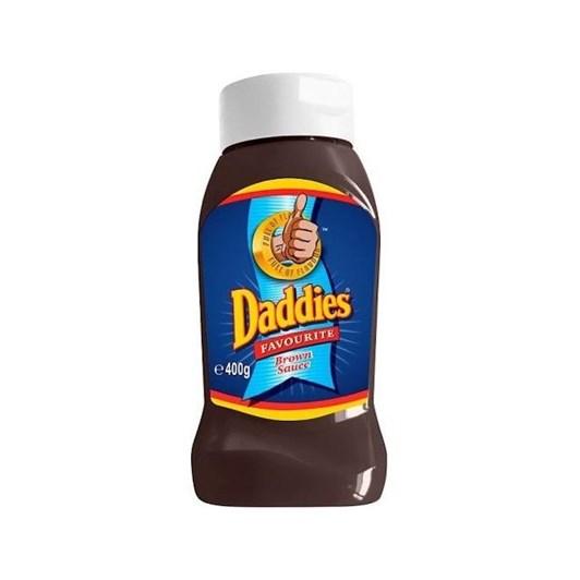 Daddies Brown Sauce (Squeezy) 400G