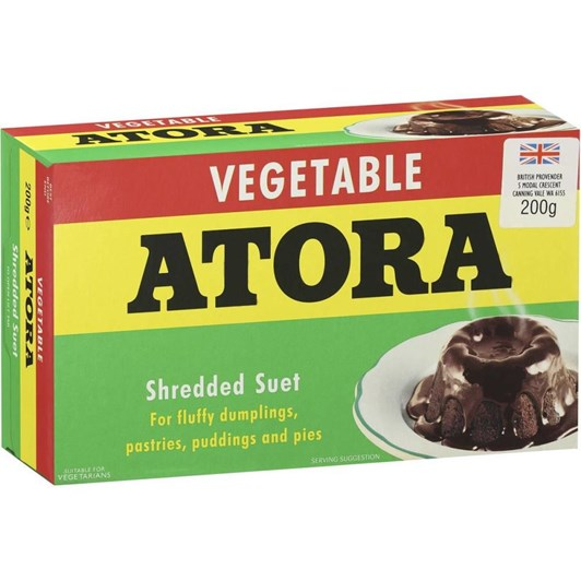 Atora Light Vegetable Suet 200G