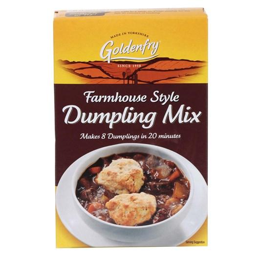 Goldenfry Farmhouse Dumpling Mix 142G