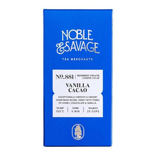 Noble & Savage Vanilla Cacao Rooibos Tisane 70g
