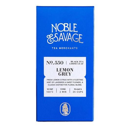 Noble And Savage Lemon Grey Black Blend 65g