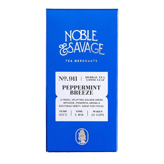 Noble & Savage Peppermint Breeze Herbal 27g