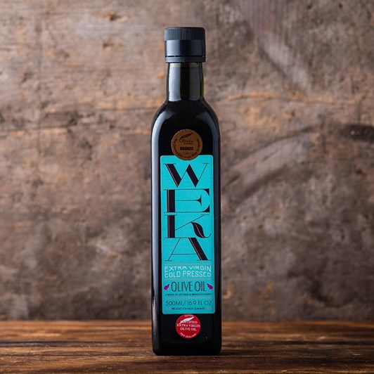 Weka Olive Oil Leccino Frantioio Blend 500ml