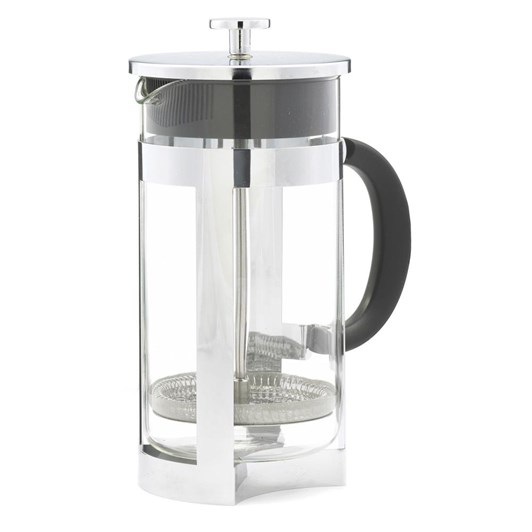 Grosche Boston Coffee Press Stainless Steel 8 Cup 1 Litre