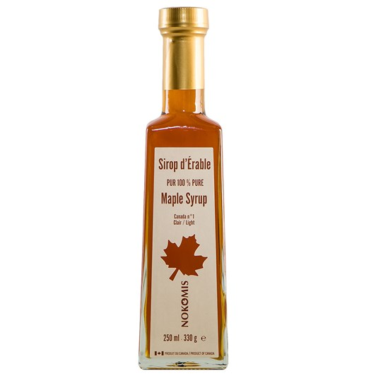 Nokomis Solitude Maple Syrup 250ml