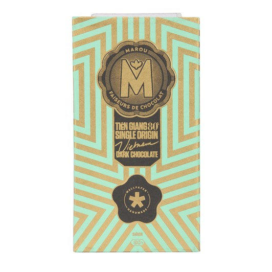 Marou Wallpaper Limited Edition Tien Giang Bar 80% 80g
