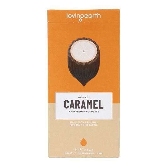 Loving Earth Caramel 80g