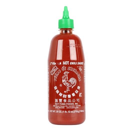 Sriracha Hot Chili Sauce 740g