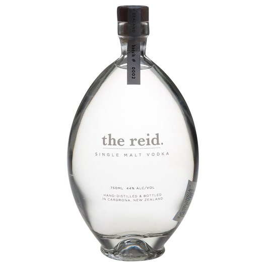 The Reid Single Malt Vodka 750ml