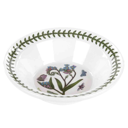 Portmeirion Botanic Garden Oatmeal Bowl Forget Me Not 15cm