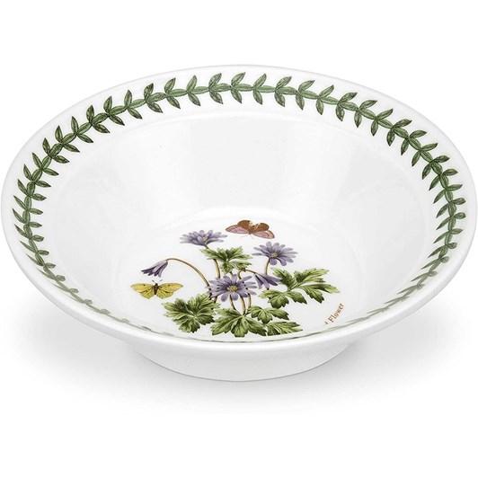 Portmeirion Botanic Garden Oatmeal Bowl Windflower 15cm
