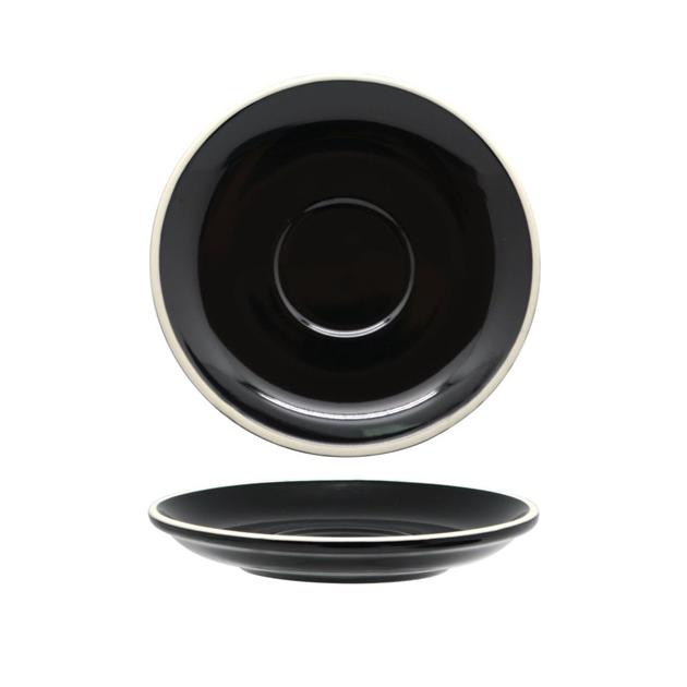 Rockingham Flat White Cup & Saucer Set -