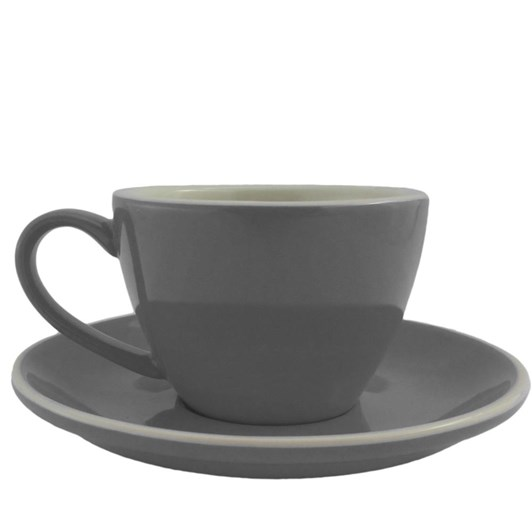 Rockingham Flat White Cup & Saucer Set