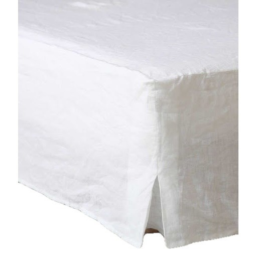 MM Linen Laundered Linen Valance