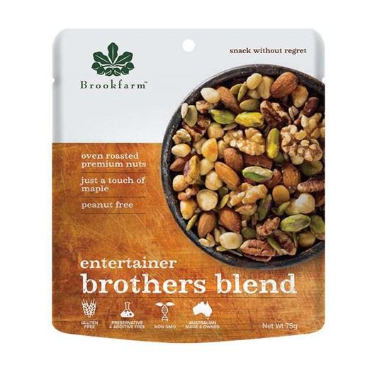 Brookfarm Brothers Blend Nuts 75g
