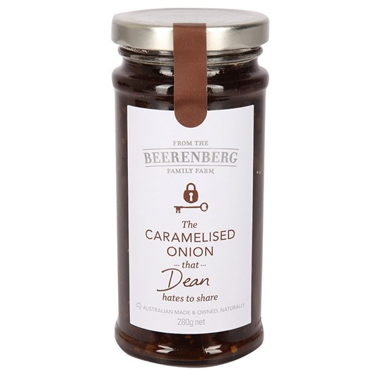 Beerenberg Caramelised Onions 280g