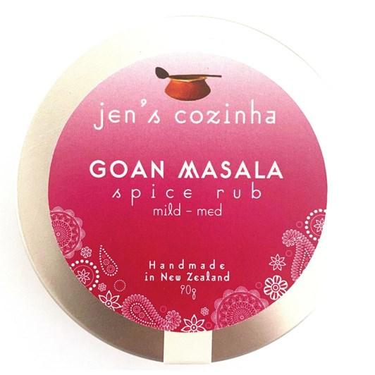 Jen's Goan Masala Spice Blend 90g