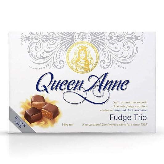 Queen Anne Fudge Trio 140g