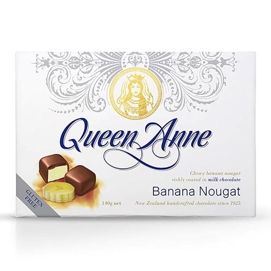 Queen Anne Banana Nougat 130g