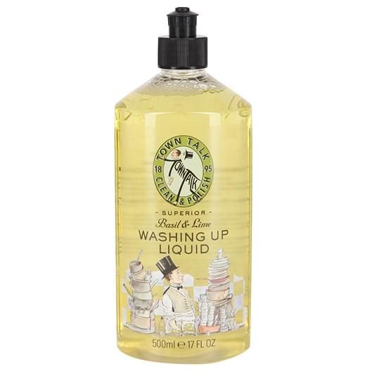 Town Talk Basil & Lime Washing Up Liquid 500ml
