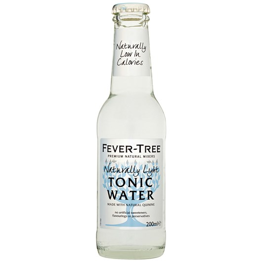 Fever Tree Indian Light Tonic Water 200ml