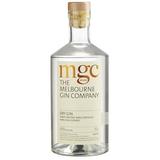 Melbourne Gin Co. Dry Gin 700ml