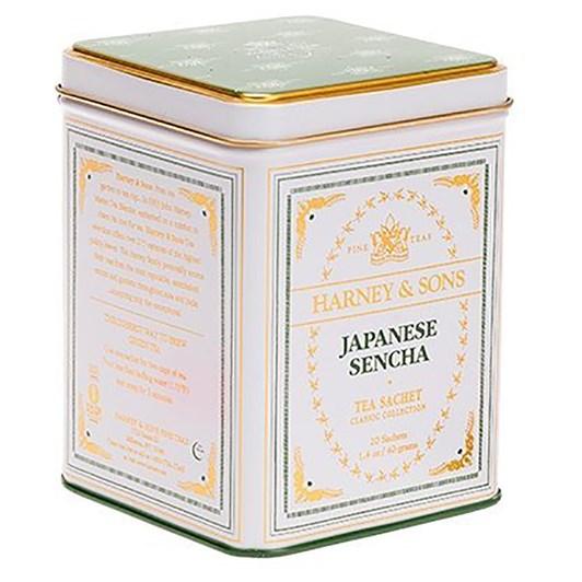 Harney & Sons Japanese Sencha Classic Tin 20 Sachets