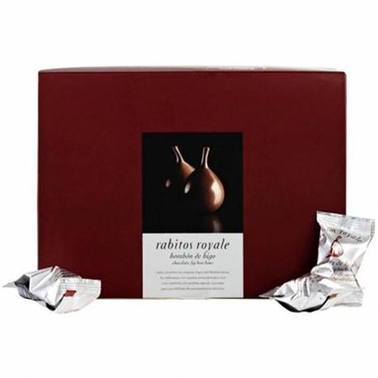 Chocolate Fig Bonbons Box Of 9